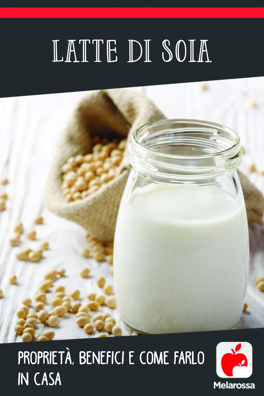 Latte di soia: benefici e come farlo in casa
