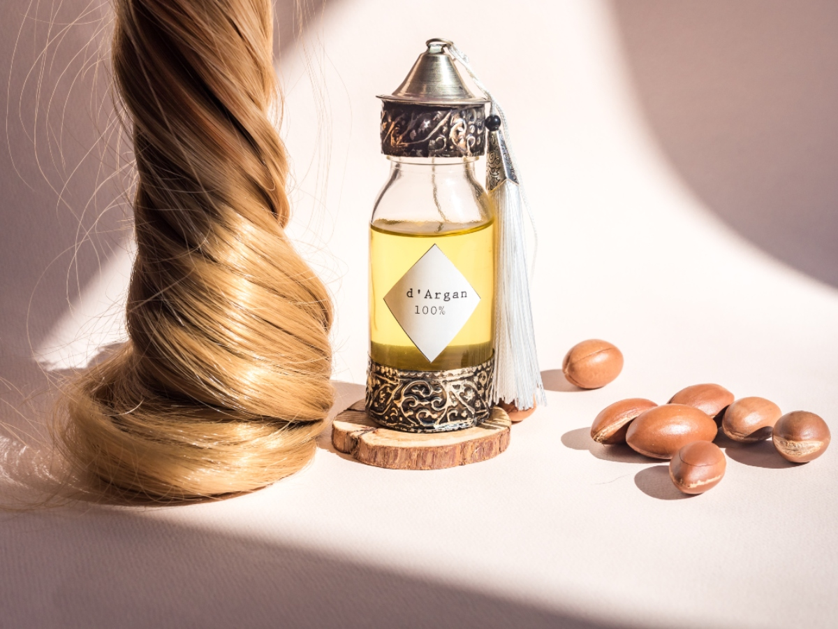 come usare l'olio di argan