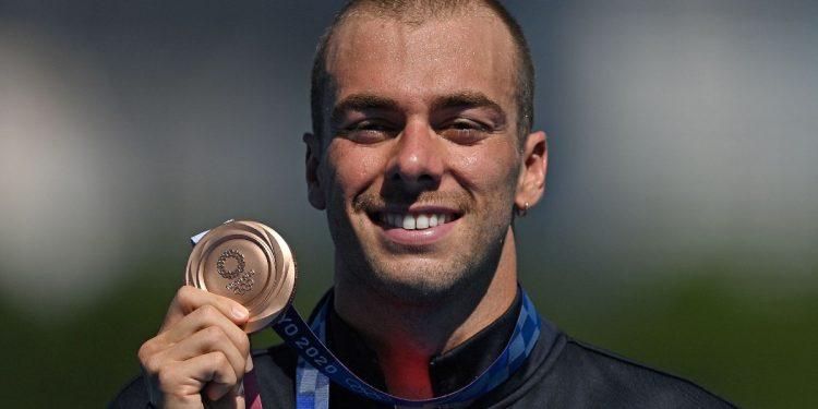 paltrinieri bronzo olimpiadi
