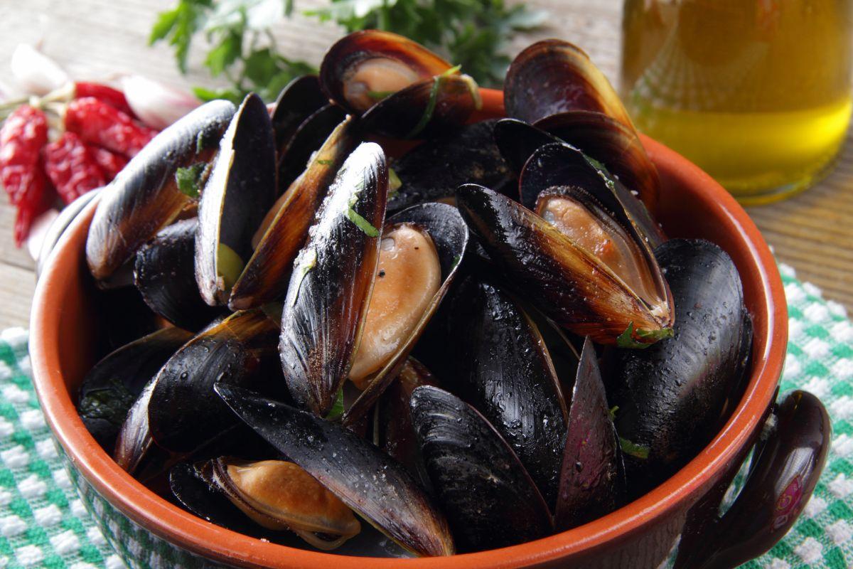 Cozze alla marinara: un piatto della nostra tradizione