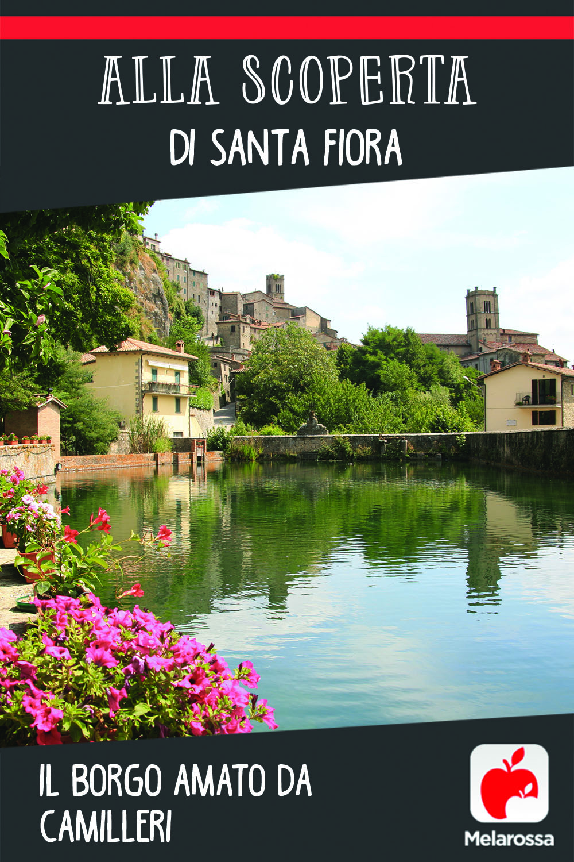 Alla scoperta di Santa Fiora: il borgo amato da Camilleri