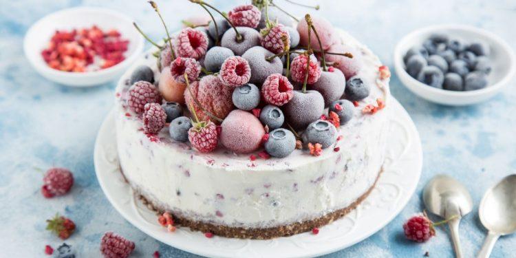 Torta gelato: fresca e golosa
