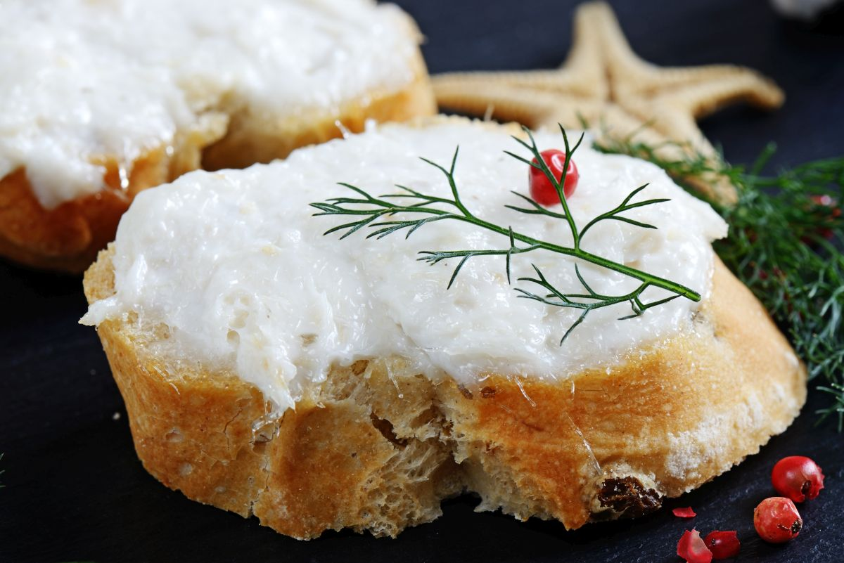 baccalà mantecato, preparalo con il Bimby