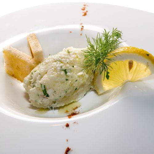 baccalà mantecato, l'antipasto tipico di Venezia