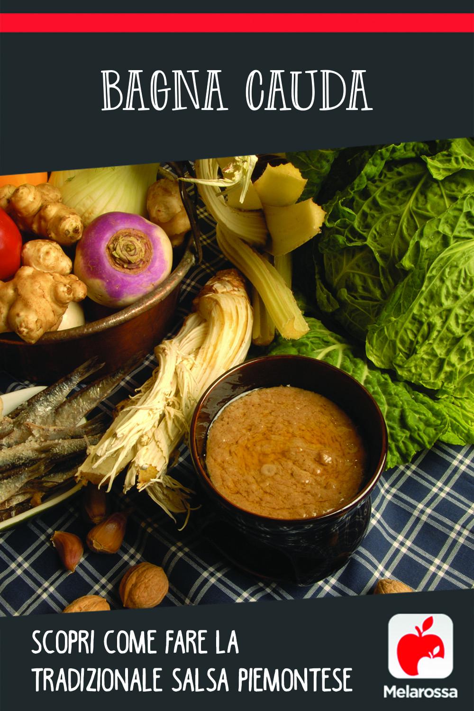 Bagna cauda: scopri come fare la tradizionale salsa piemontese