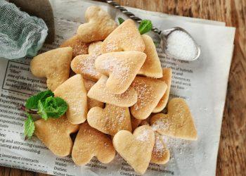 Biscotti al burro: preparali a casa
