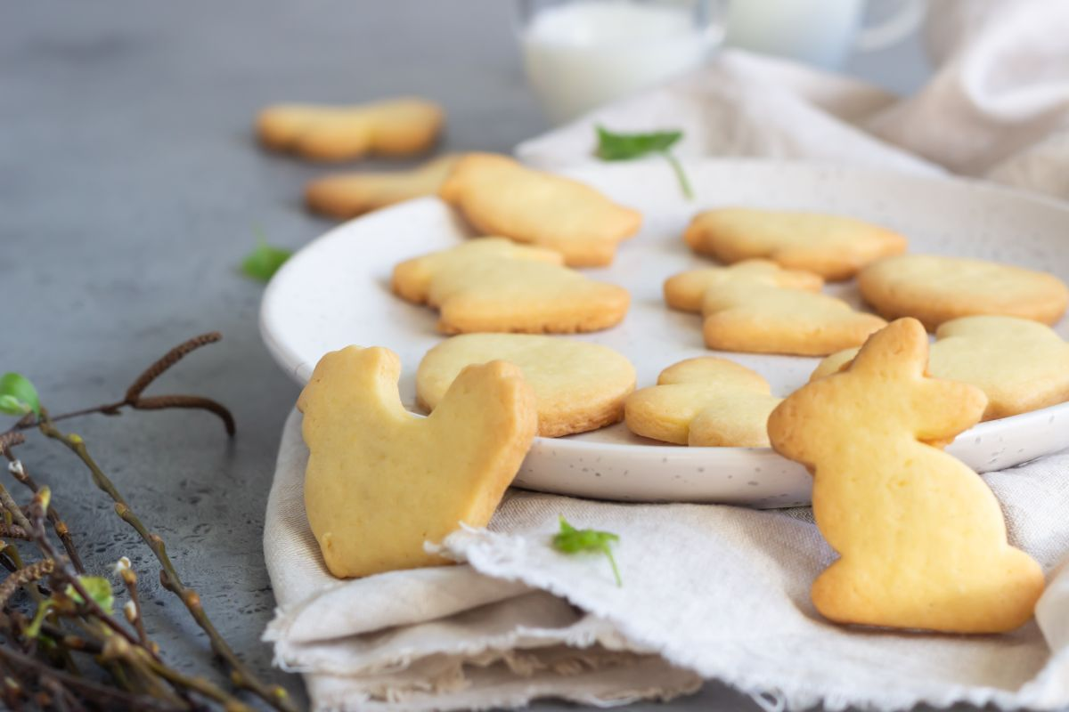 biscotti al burro col Bimby
