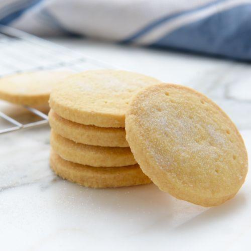 Biscotti al burro: deliziosi a merenda e colazione