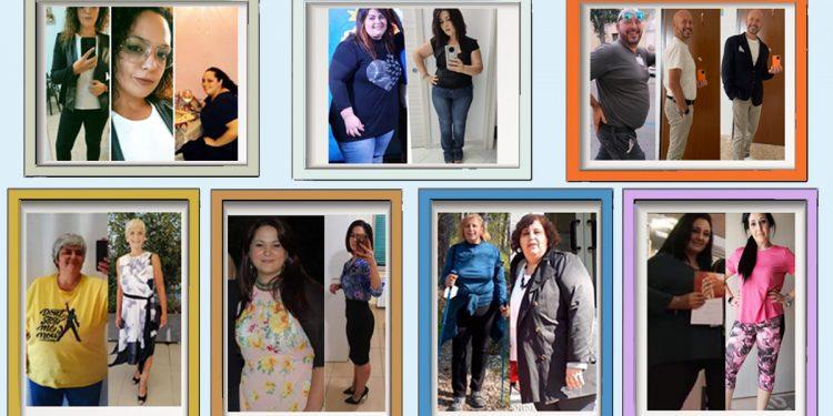 Dieta Melarossa cambiamento testimonial