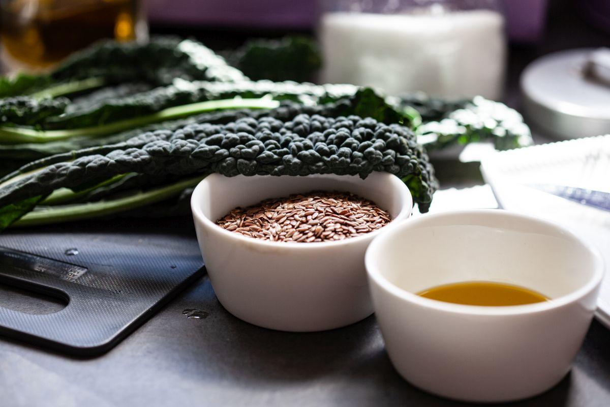 Chips di cavolo nero: un modo goloso di mangiare la verdura