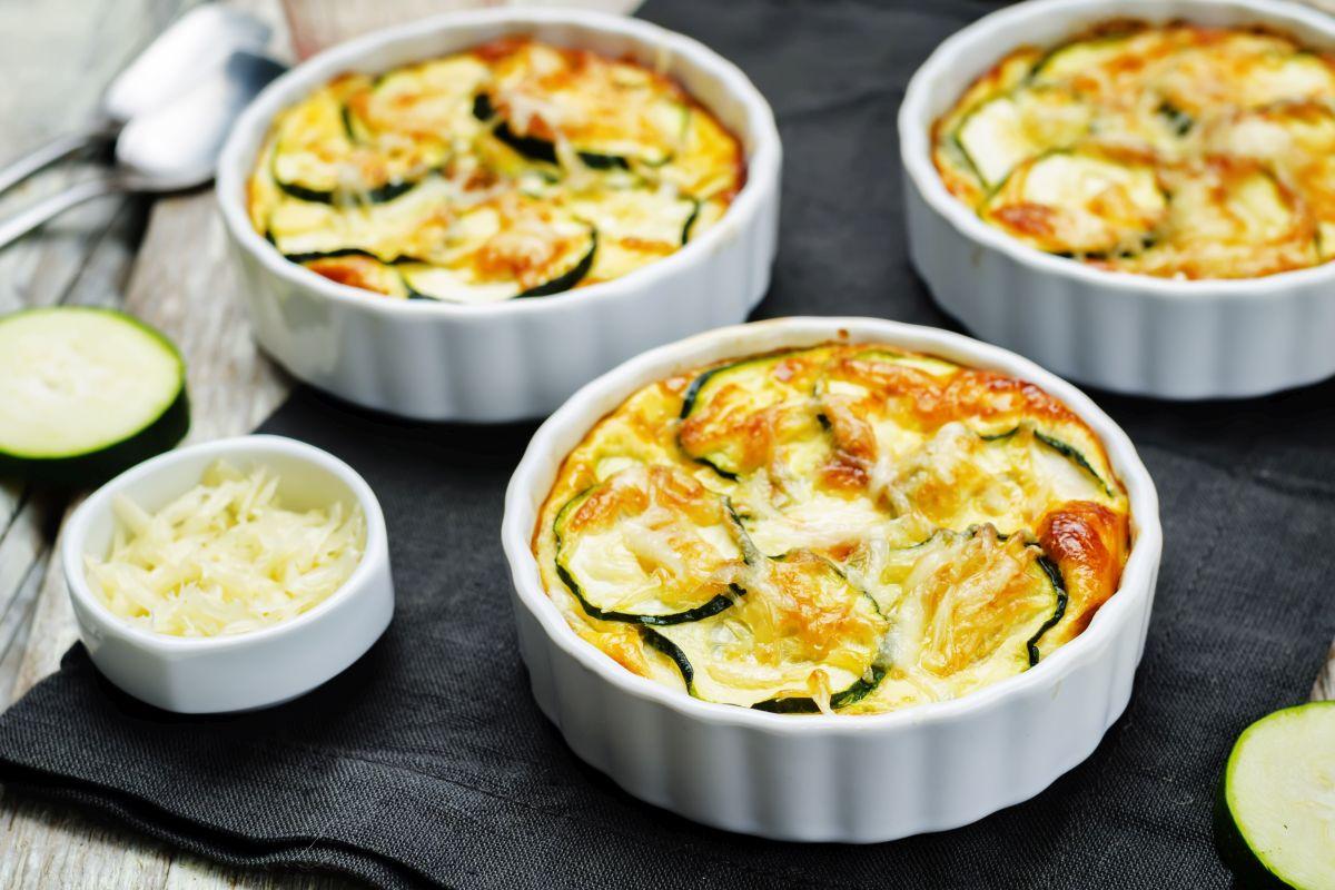 Frittata di zucchine: deliziosa anche al forno