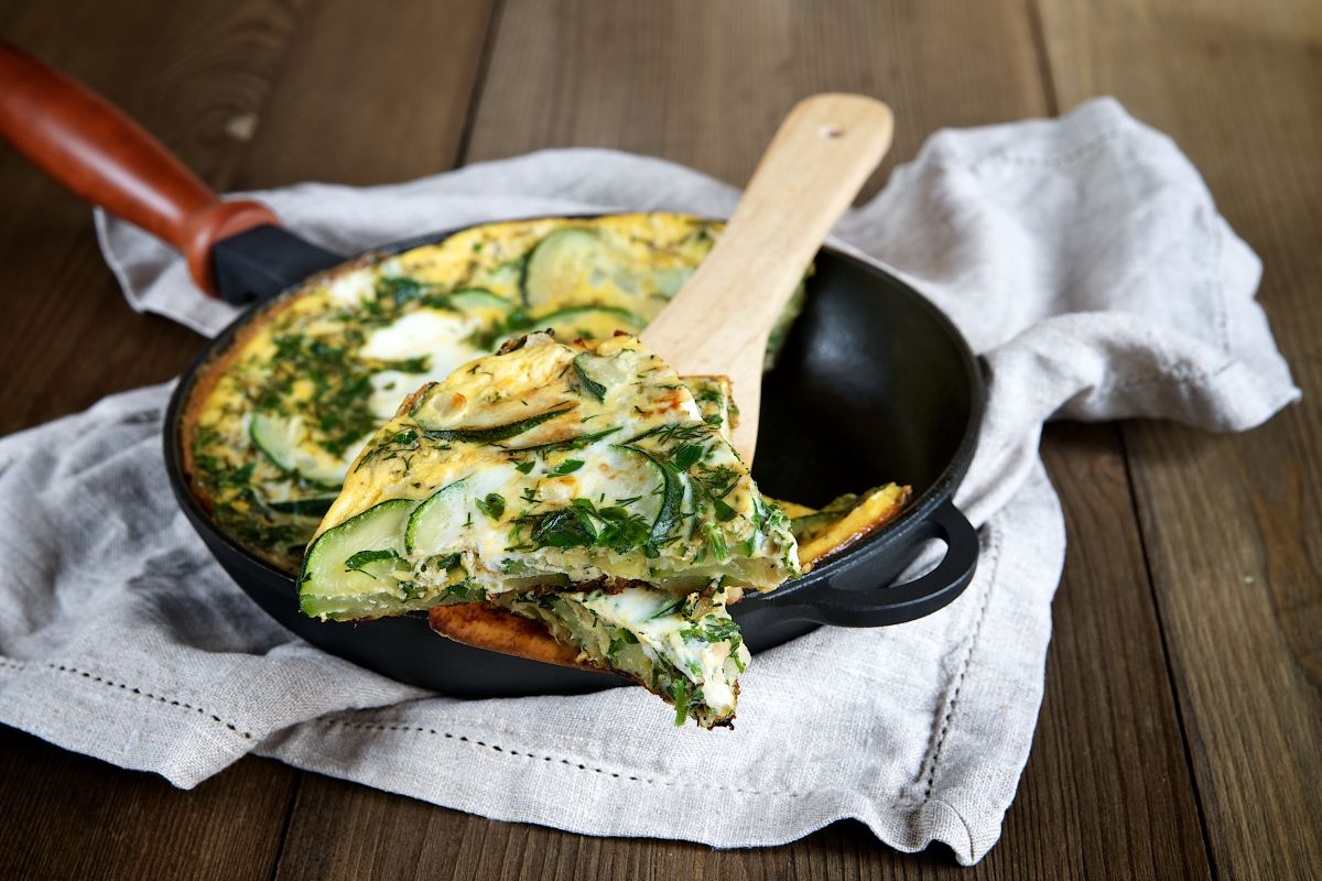 Frittata di zucchine: una ricetta intramontabile