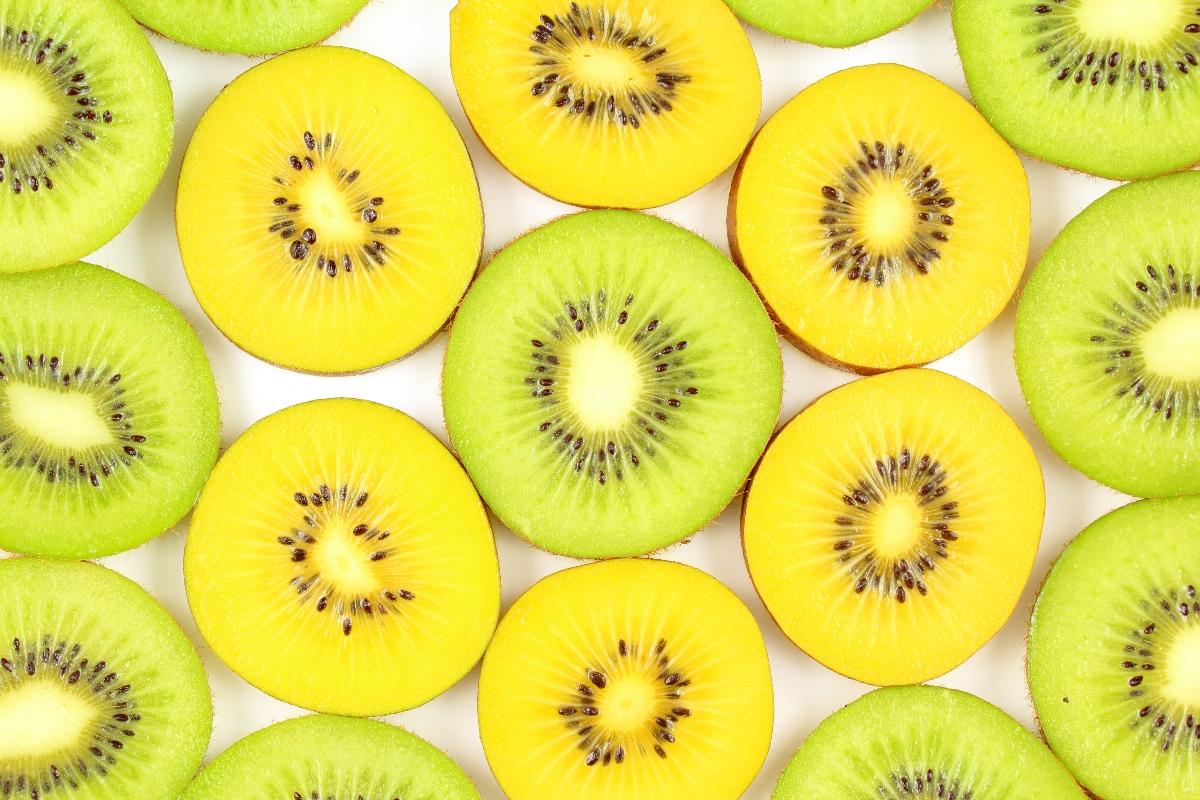 le varietà del kiwi