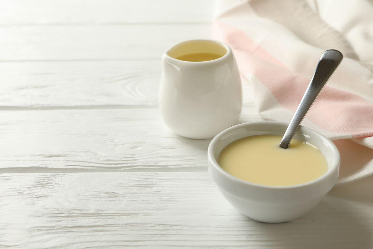 latte condensato: preparalo con il Bimby