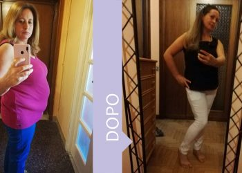 Dieta melarossa Marianna 17 kg