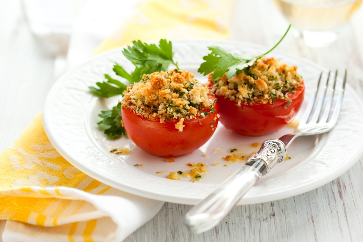 pangrattato, ideale per gratinare le verdure
