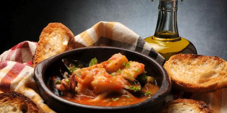 Cacciucco, un classico della cucina livornese