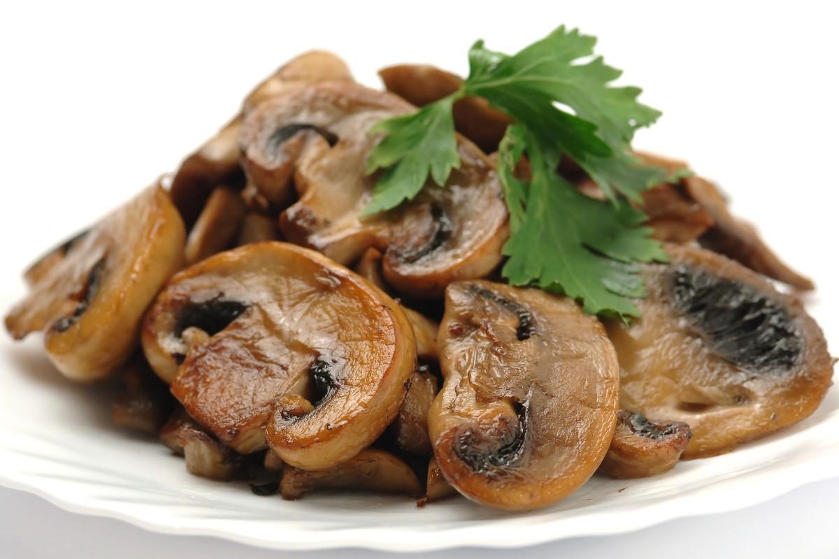 ricetta funghi arrostiti