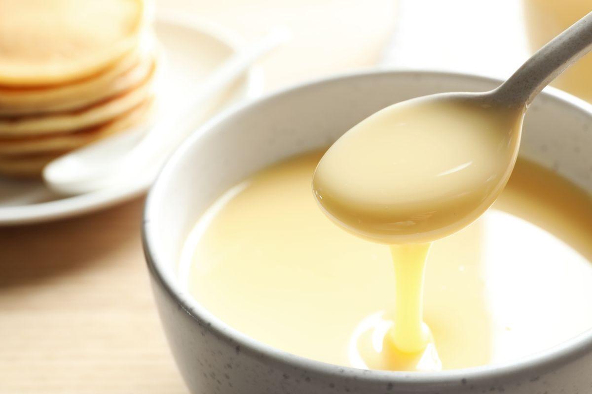 latte condensato: facile da preparare  anche in casa