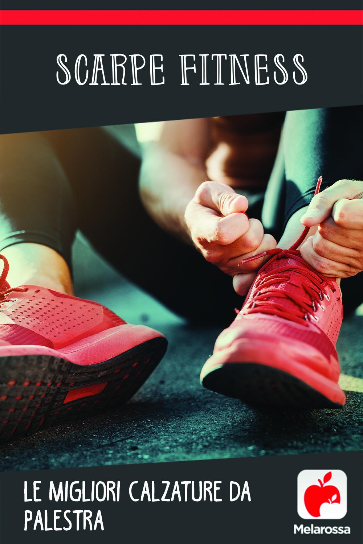 scarpe fitness da palestra