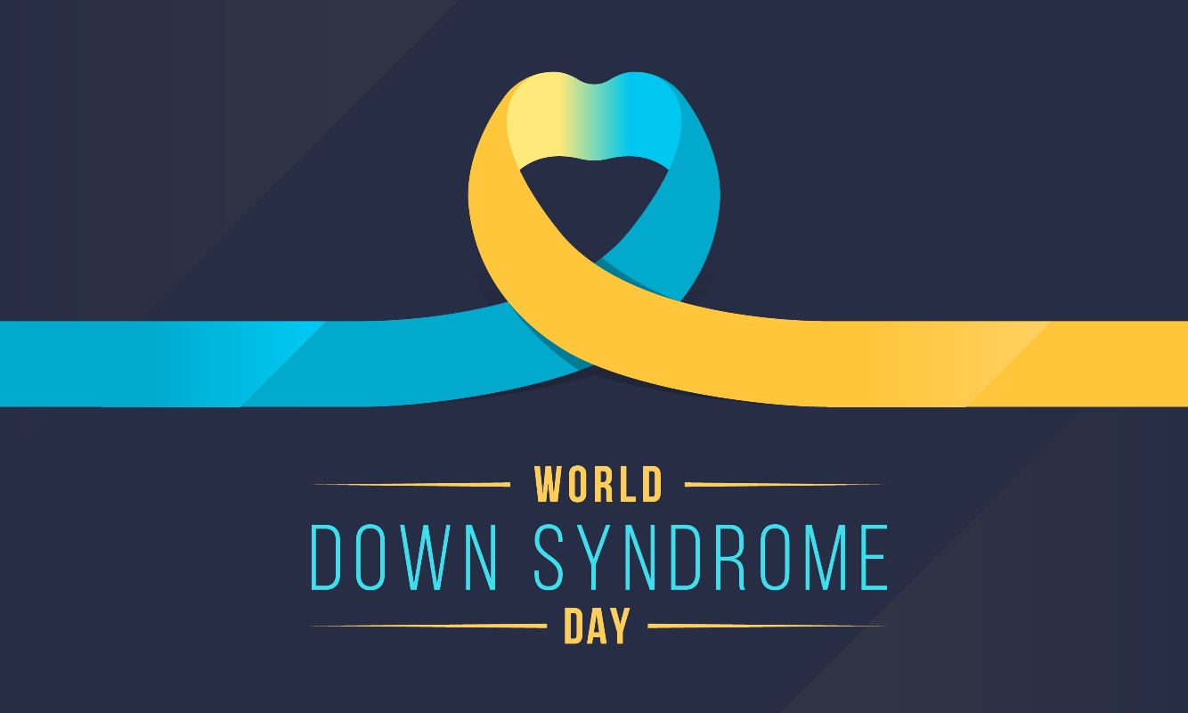 sindrome di Down:  giornata mondiale