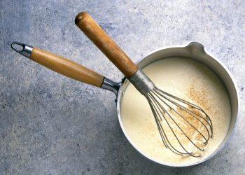 besciamella, come preparare la salsa base