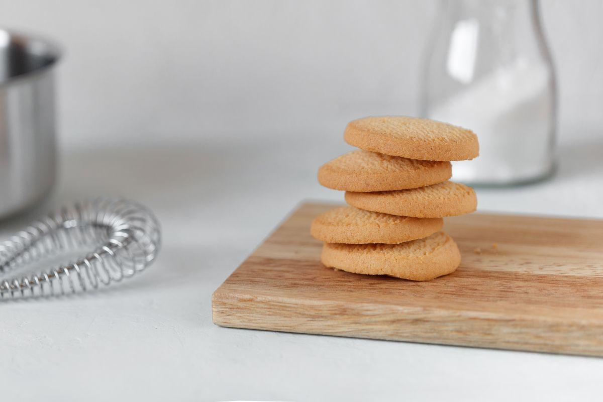 biscotti con farina di riso, perfetti per la colazione