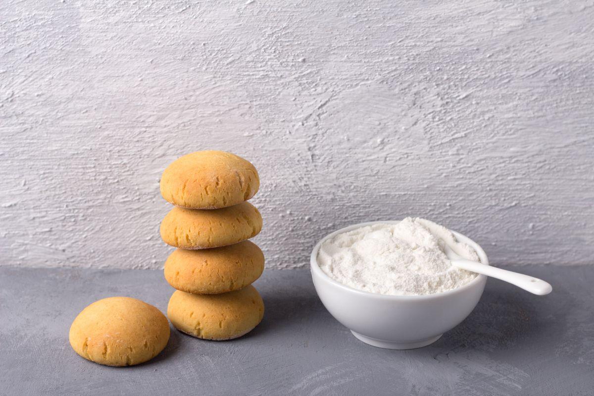 biscotti di riso, perfetti per la colazione