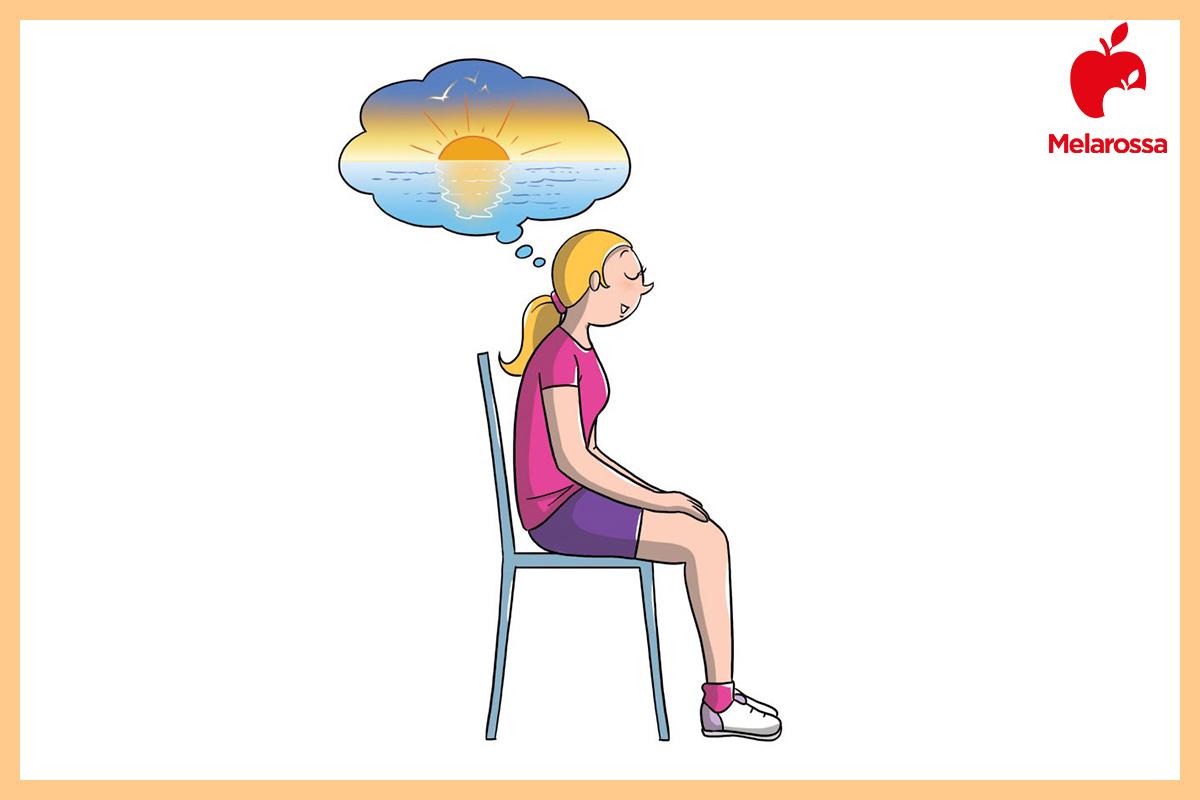 esercizio da fare a casa per prevenire la sindrome da burnout