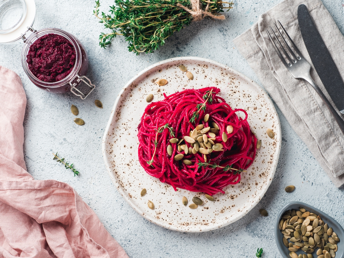 cibi antiossidanti: barbabietola