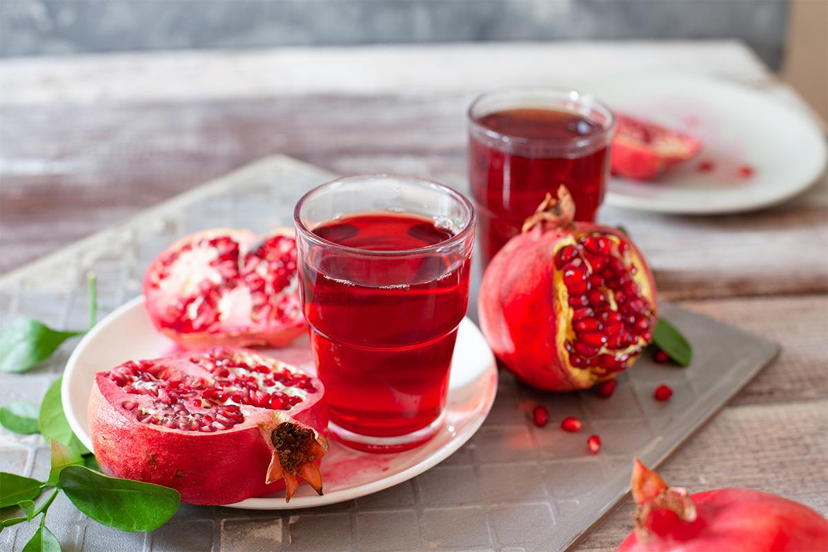 cibi antiossidanti: melagrana