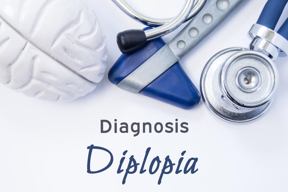 diplopia: diagnosi