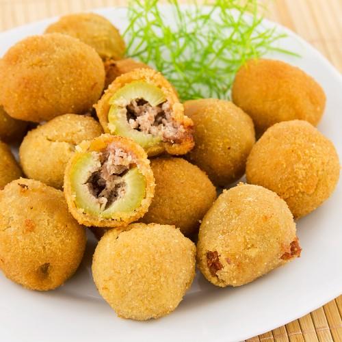 olive ascolane: ricetta e ingredienti