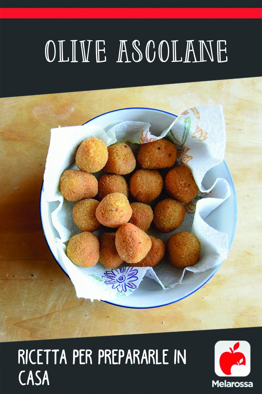 Olive ascolane ricetta