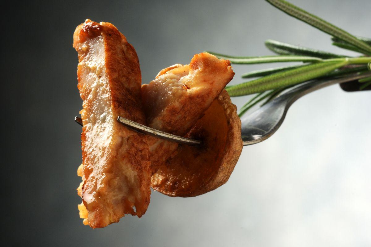 straccetti di pollo al limone, profumati e saporiti