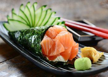 temaki, uno dei sushi più buoni