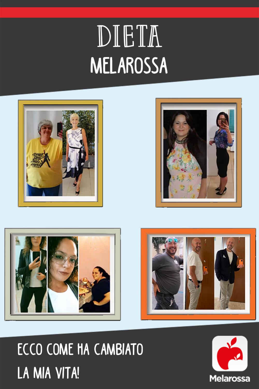 testimonianze Melarossa: storie di successo