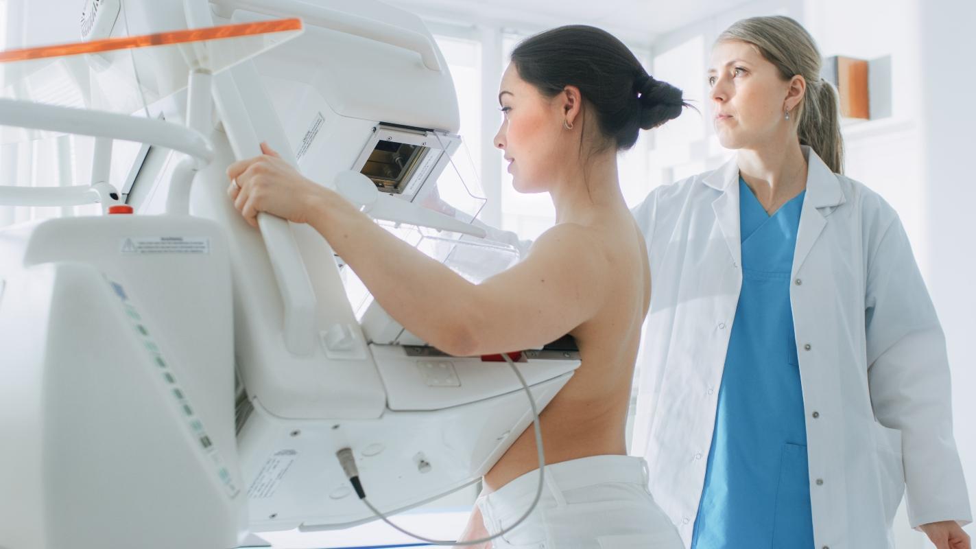 tumore al seno: mammografia